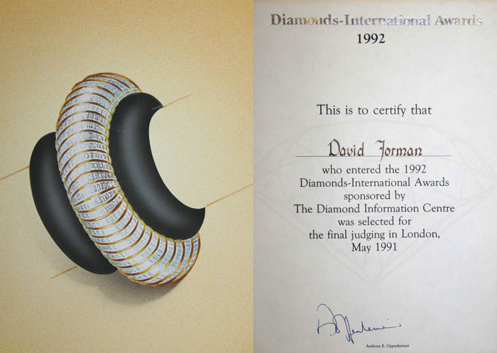 Diamonds International Awards 1992