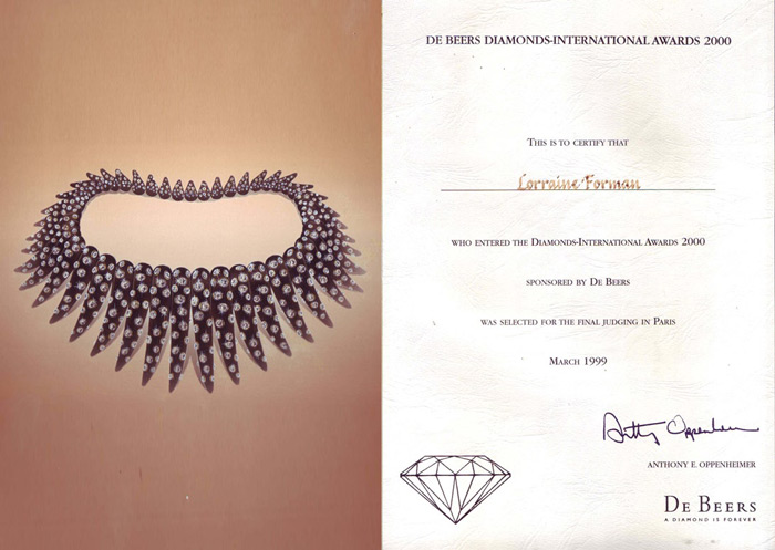 Diamonds International Awards 2000